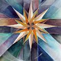 Star Mandala 2  by Christie Michelsen