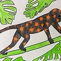 Star. Monkey  by Natalia Wallwork