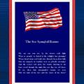Star Spangled Banner by Kenneth Hein
