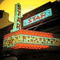 Star Theater by Michael L Kimble