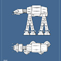Star Wars - At-at Patent by Mark Rogan