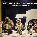 Star Wars Christmas Card by John Haldane