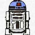 Star Wars R2d2 Droid Robot by Edward Fielding