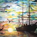 Starboard Flight by Vallee Johnson
