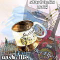 Starbucks Mug Nashville by Miki De Goodaboom
