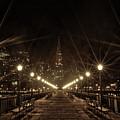 Starburst Lights by Chris Cousins