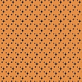 Starbursts Mini In Orange by Donna Mibus