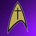 Starfleet Pastor  by Aaron Beaty