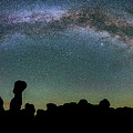 Stargazing Family by Darren White