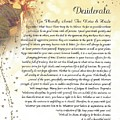 Starry Guardian Angel Desiderata by Desiderata Gallery