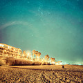 Starry Starry Pacific Beach by T Brian Jones