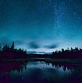 Stars Over Lake Vermilion by Craig Voth
