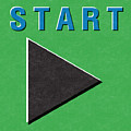 Start Button by Linda Woods
