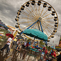 State Fair Of Oklahoma II by Ricky Barnard