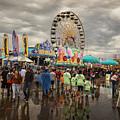 State Fair Of Oklahoma by Ricky Barnard