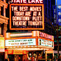 State-lake Theater by Tom Jelen