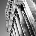 Stately Colonnade by Todd Klassy