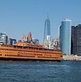 Staten Island Ferry by Christopher James
