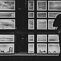 Staten Island Silhouette  by Lynn Terry