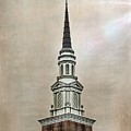 Statesville Steeple by Melissa Bittinger