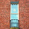 Stadshuset Window by Elaine Berger