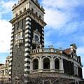 Station Tower by Nareeta Martin
