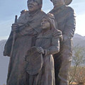 Statuary Dedicated To The American Indian by Jay Milo