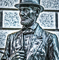 Statue Of Abraham Lincoln #7 by Julian Starks