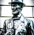 Statue Of Abraham Lincoln #8 by Julian Starks