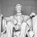 Statue Of Abraham Lincoln - Lincoln Memorial #4 by Julian Starks