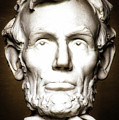 Statue Of Abraham Lincoln - Lincoln Memorial #5 by Julian Starks