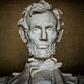 Statue Of Abraham Lincoln - Lincoln Memorial #7 by Julian Starks