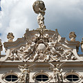 Statue Of Hercules And Other Details On Linderhof Palace by Aivar Mikko