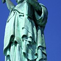 Statue Of Liberty 10 by Ron Kandt