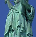 Statue Of Liberty 12 by Ron Kandt