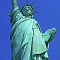 Statue Of Liberty 17 by Ron Kandt