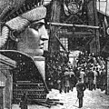 Statue Of Liberty, 1881 by Granger