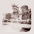 Statue Of Liberty 1883 by Andrew Fare