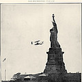 Statue Of Liberty, 1909 by Granger
