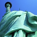Statue Of Liberty 9 by Ron Kandt