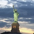 Statue Of Liberty by Alyce Barton