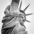 Statue Of Liberty, Lateral Portrait by Marco Catini