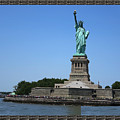 Statue Of Liberty New York America July 2015 Photo By Navinjoshi At Fineartamerica.com  Island Landm by Navin Joshi