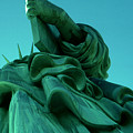 Statue Of Liberty New York City by Peter Potter