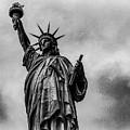 Statue Of Liberty Photograph by Louis Dallara