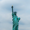 Statue Of Liberty by Terry DeLuco