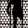 Statue Of Mercury At National Gallery Of Art by Bill Jonscher