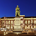 Statue Of William Of Orange On The Plein - The Hague by Barry O Carroll