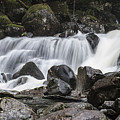 Stave Falls by Rod Wiens
