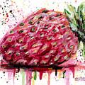 Stawberry 1 by Arleana Holtzmann